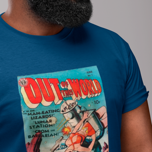 Camiseta Out Of This World n º 1 - Unisex
