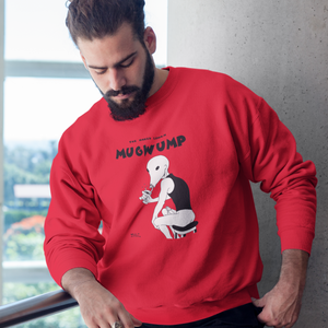 Sudadera Comic - Miguel Ángel Martín - The naked lunch - Mugwump