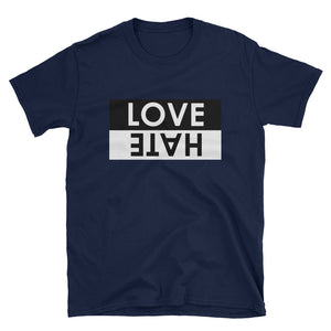 Camiseta Music Basics - Love/Hate - Unisex