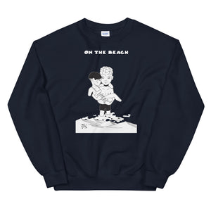 Sudadera Miguel Ángel Martín - On The Beach - Unisex