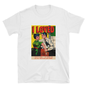 Camiseta I loved nº 32 - Unisex