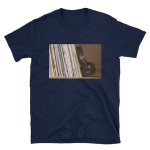 Camiseta Vinyl Lovers - Headset