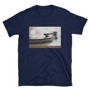 Camiseta Vinyl Lovers - Turntable