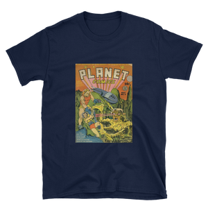 Camiseta Planet Comics nº 5 - Unisex