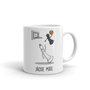Taza - Jaque Mate