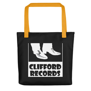 Tote Bag de lona - Clifford Records