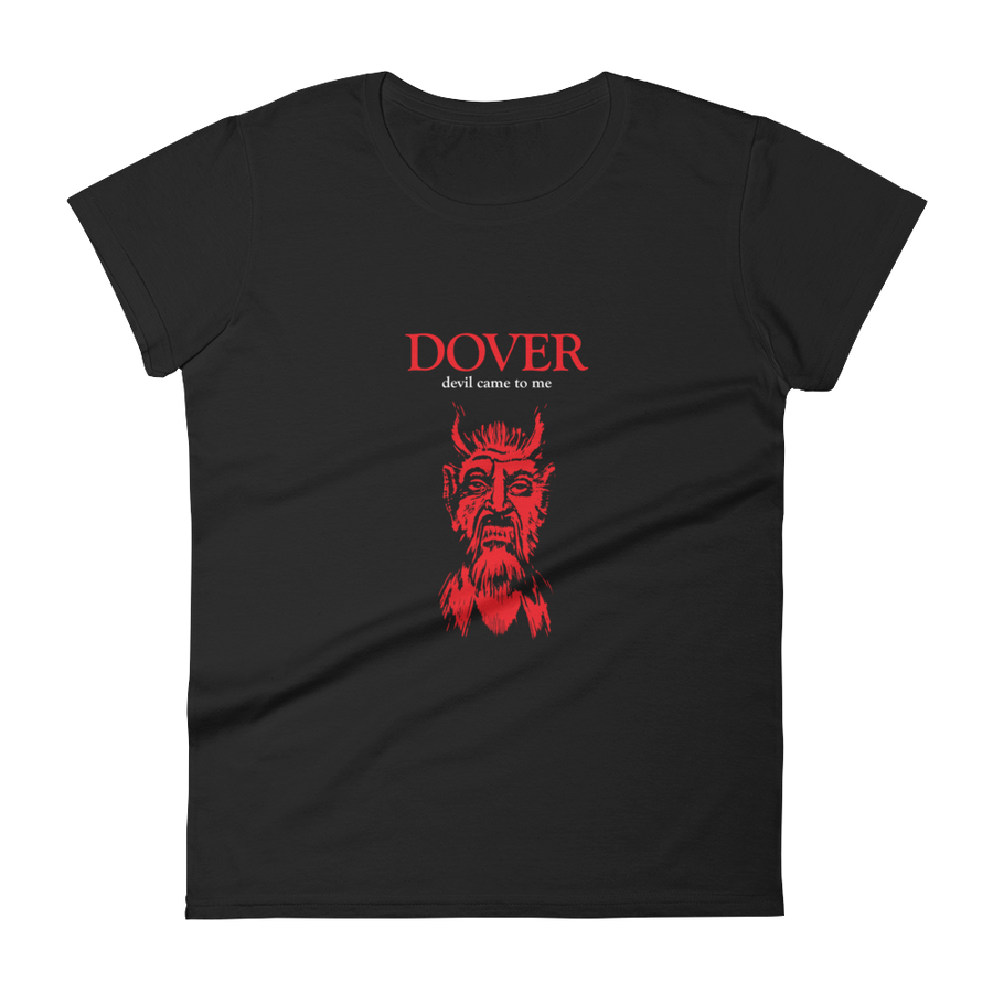 Camiseta Chica Dover - Devil Came To Me