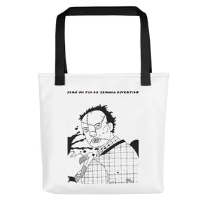 Tote Bag Comic- Miguel Ángel Martín - Texas Chainsaw Massacre