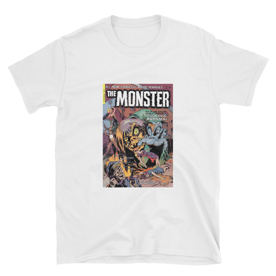 Camiseta The Monster nº 1 - Unisex