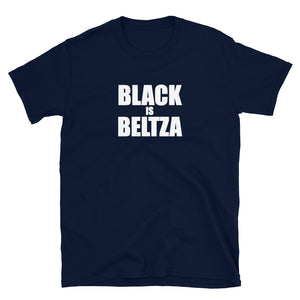 Camiseta Black Is Beltza - Unisex