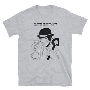 Camiseta Comic - Miguel Ángel Martín - A Clockwork Orange