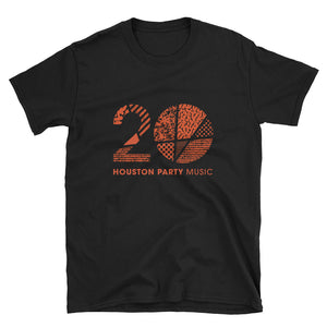 Camiseta 20 Aniversario de Houston Party - Unisex
