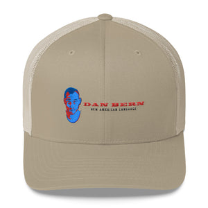 Dan Bern - New American Language Trucker Cap