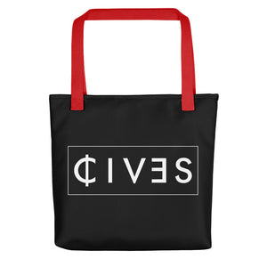 Tote bag de lona - CIVES