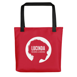 Tote Bag de lona - Lucinda Records