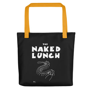 Tote Bag Comic - Miguel Ángel Martín - The naked lunch
