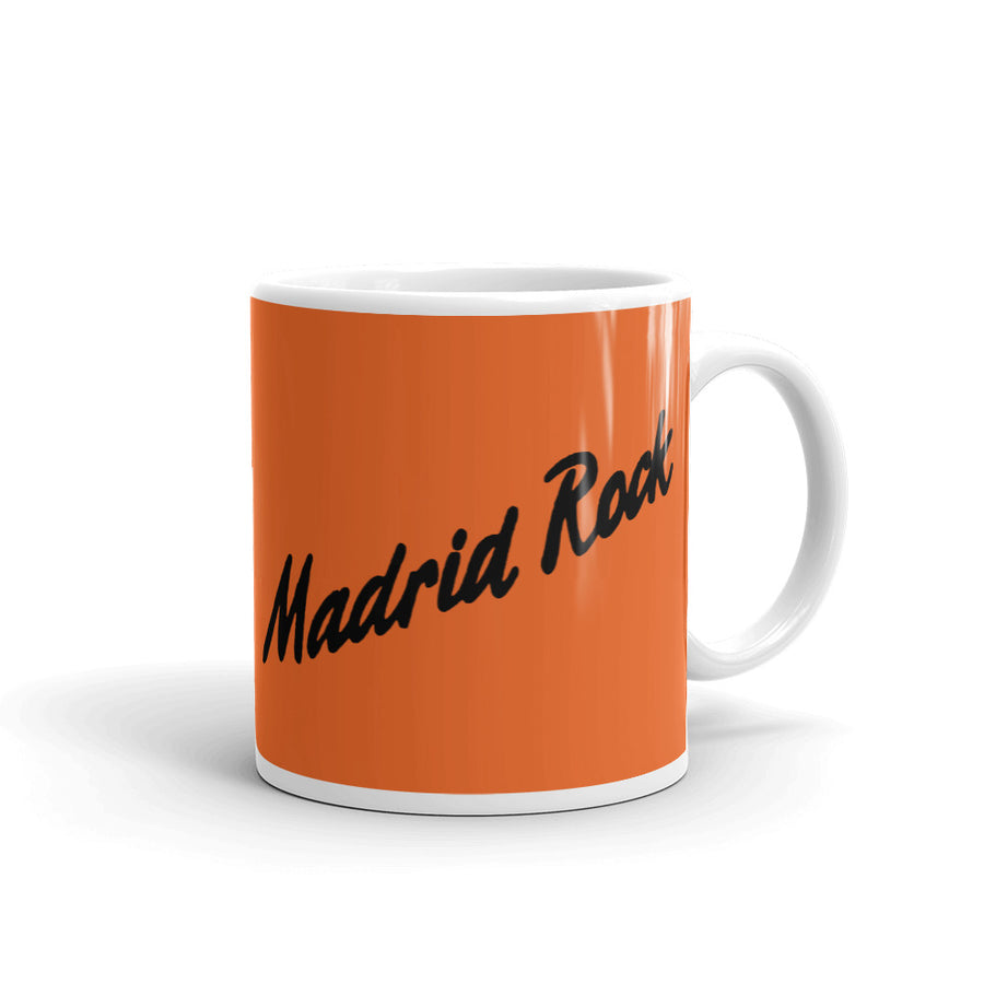 Taza Madrid Rock