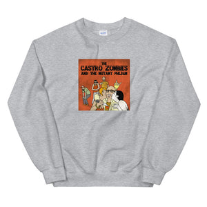 Sudadera Música - The Castro Zombies and the Mutant Phlegm