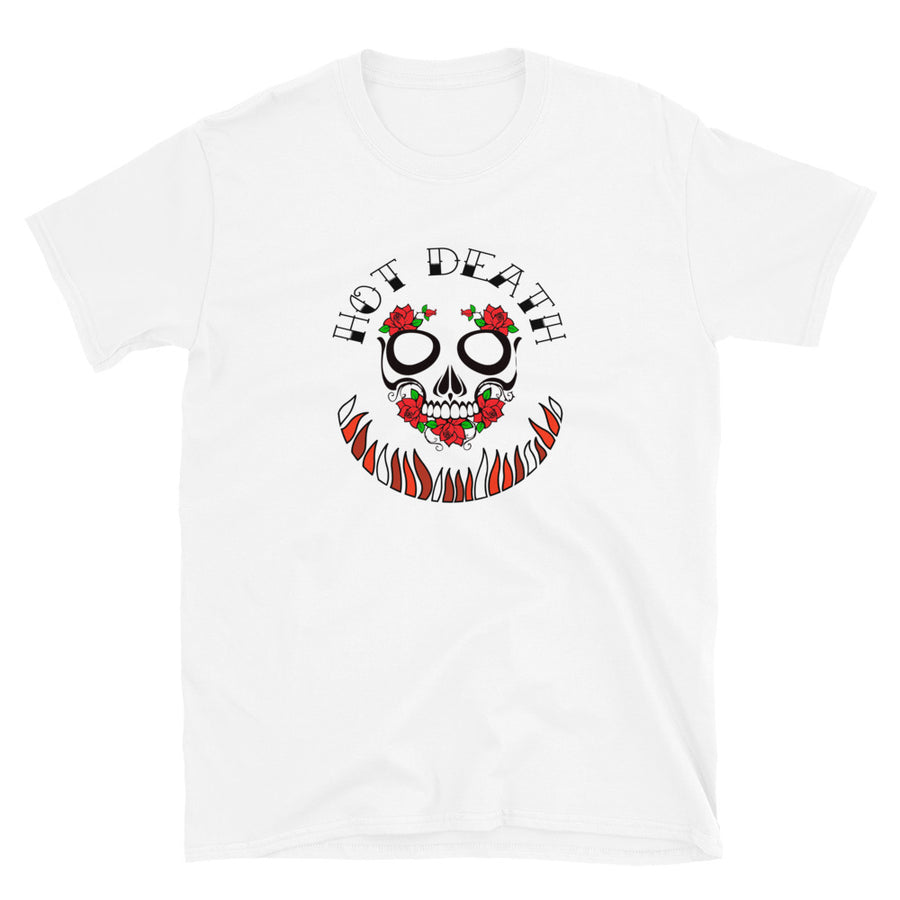 Camiseta Unisex - Hot Death
