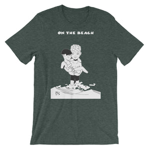 Camiseta Premium Miguel Ángel Martín - On The Beach - Unisex