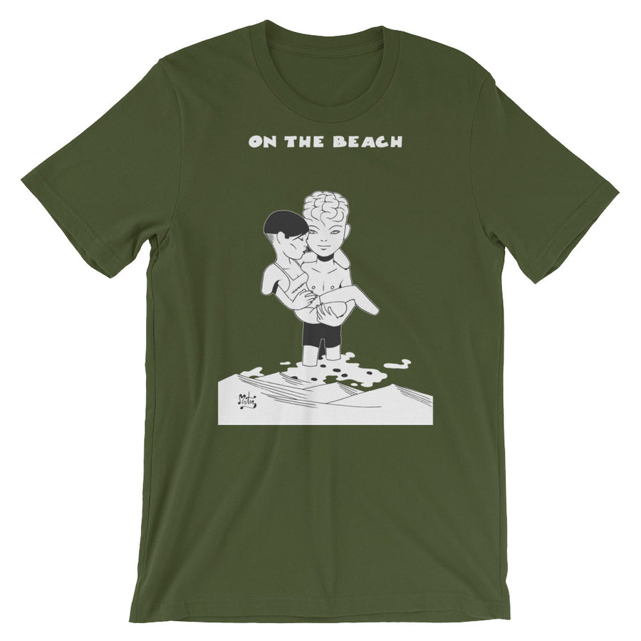 Camiseta Comic - Miguel Ángel Martín - On The Beach - Premium