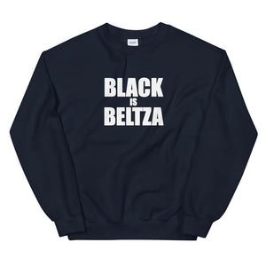 Sudadera Black Is Beltza - Unisex