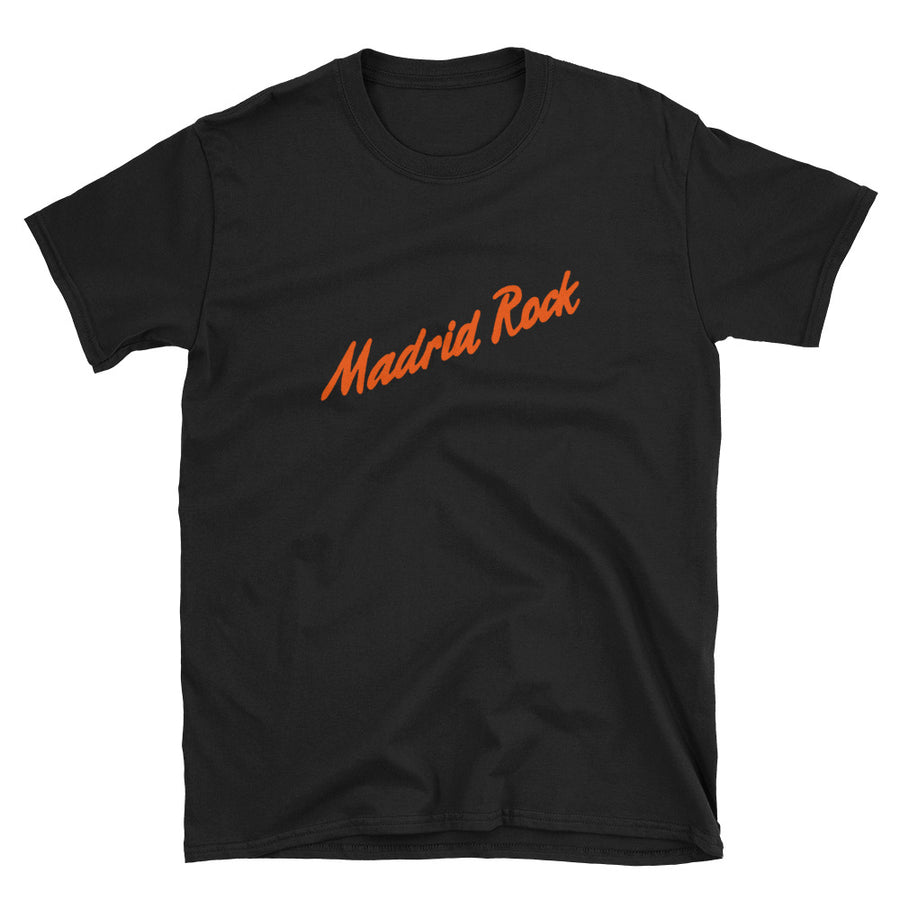 Camiseta Madrid Rock - Unisex