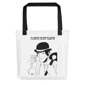 Tote Bag de lona Miguel Ángel Martín - A Clockwork Orange