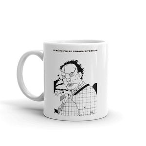 Taza Miguel Ángel Martín - Texas Chainsaw Massacre