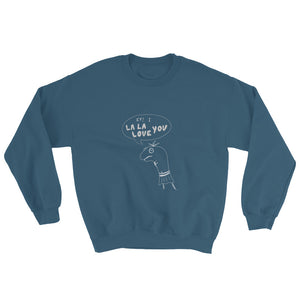 Sudadera Unisex - La La Love You