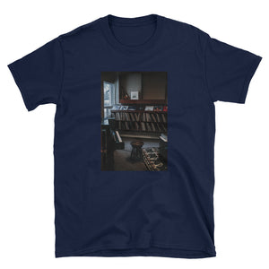 Camiseta Vinyl Lovers - Piano