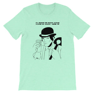 Camiseta Comic - Miguel Ángel Martín - A Clockwork Orange - Premium