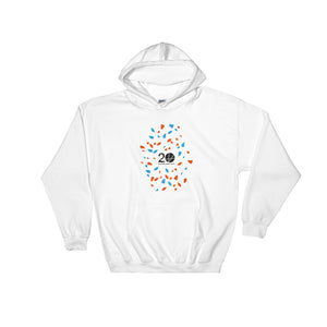 Sudadera 20 Aniversario Houston Party - Unisex con capucha