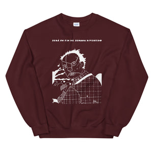 Sudadera Comic - Miguel Ángel Martín - Texas Chainsaw Massacre