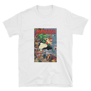 Camiseta Monster nº 1 - Unisex