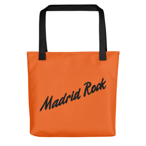 Tote Bag de lona - Madrid Rock