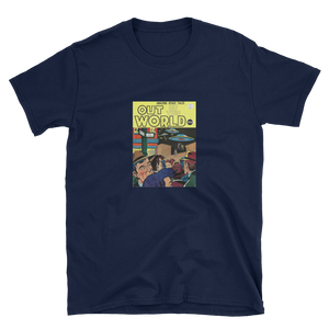 Camiseta del cómic Pulp - Out Of This World