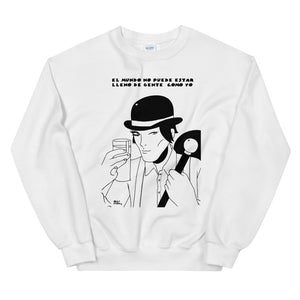 Sudadera Comic - Miguel Ángel Martín - A Clockwork Orange