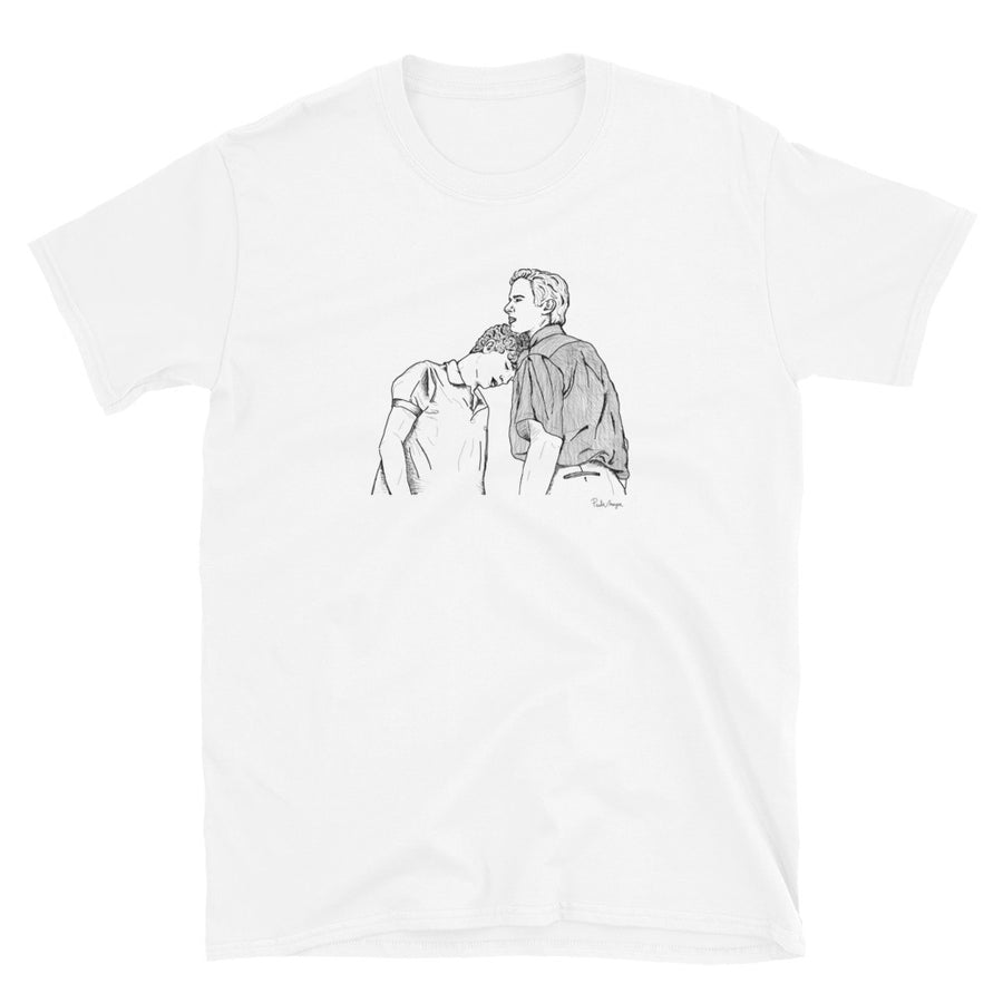 Camiseta Call Me By Your Name - Unisex