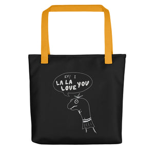 Tote Bag de Lona - La La Love You
