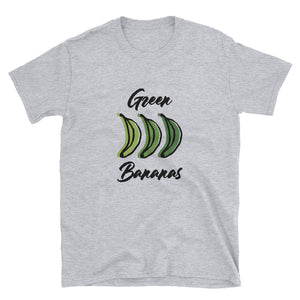 Camiseta Green Bananas - Unisex