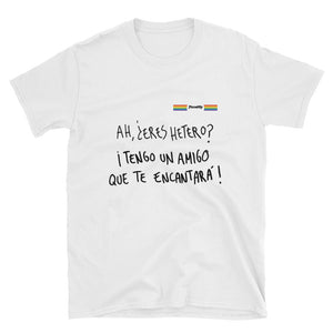 Camiseta Amigo - Piccadilly