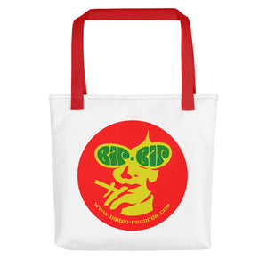 Tote Bag de lona - Bip-Bip Records
