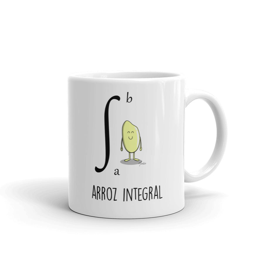 Taza - Arroz Integral