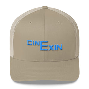 Gorra bordada - CinExin