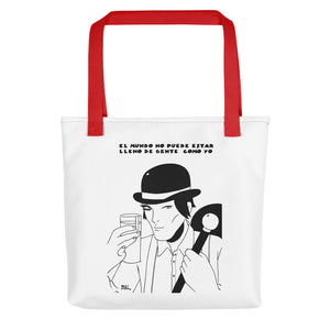 Tote Bag Comic - Miguel Ángel Martín - A Clockwork Orange