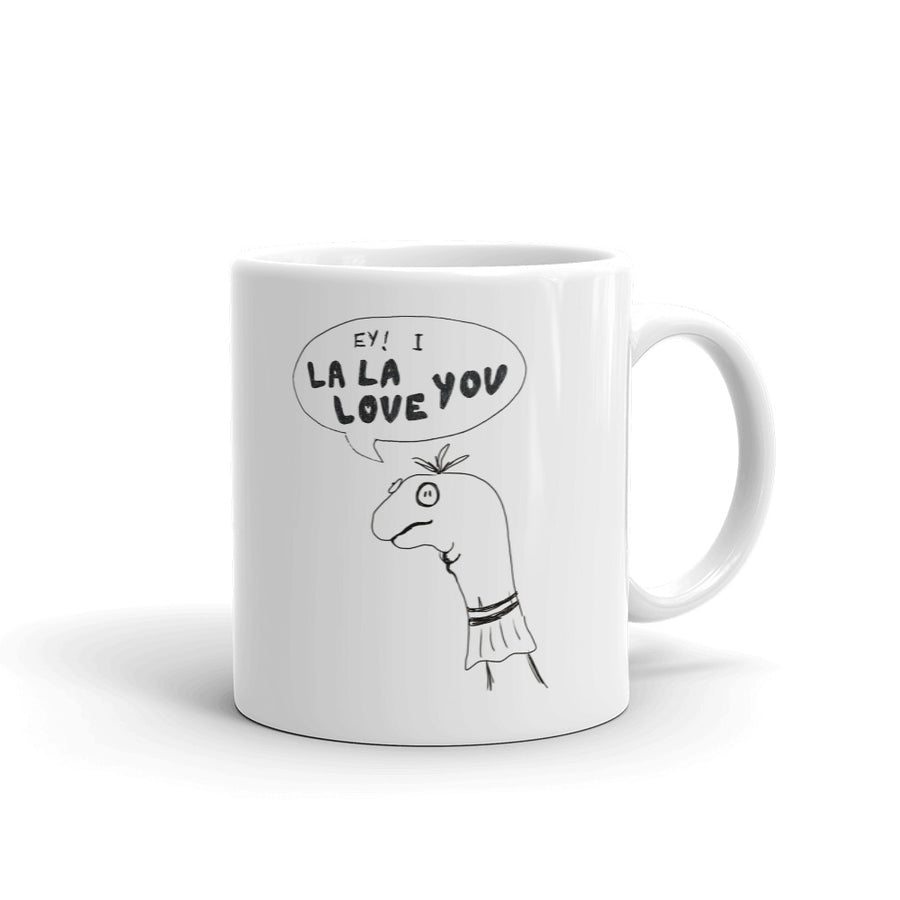 Taza La La Love You