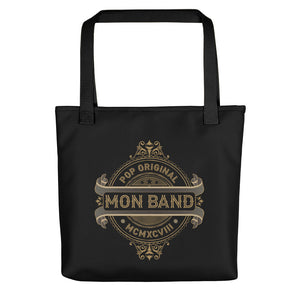 Tote bag de lona - Mon Band