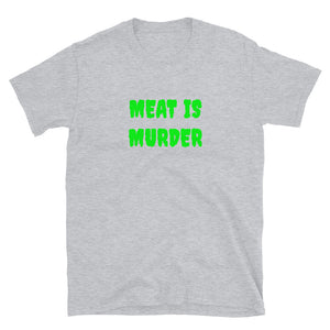 Camiseta Unisex - Meat is Murder
