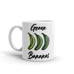 Taza Green Bananas